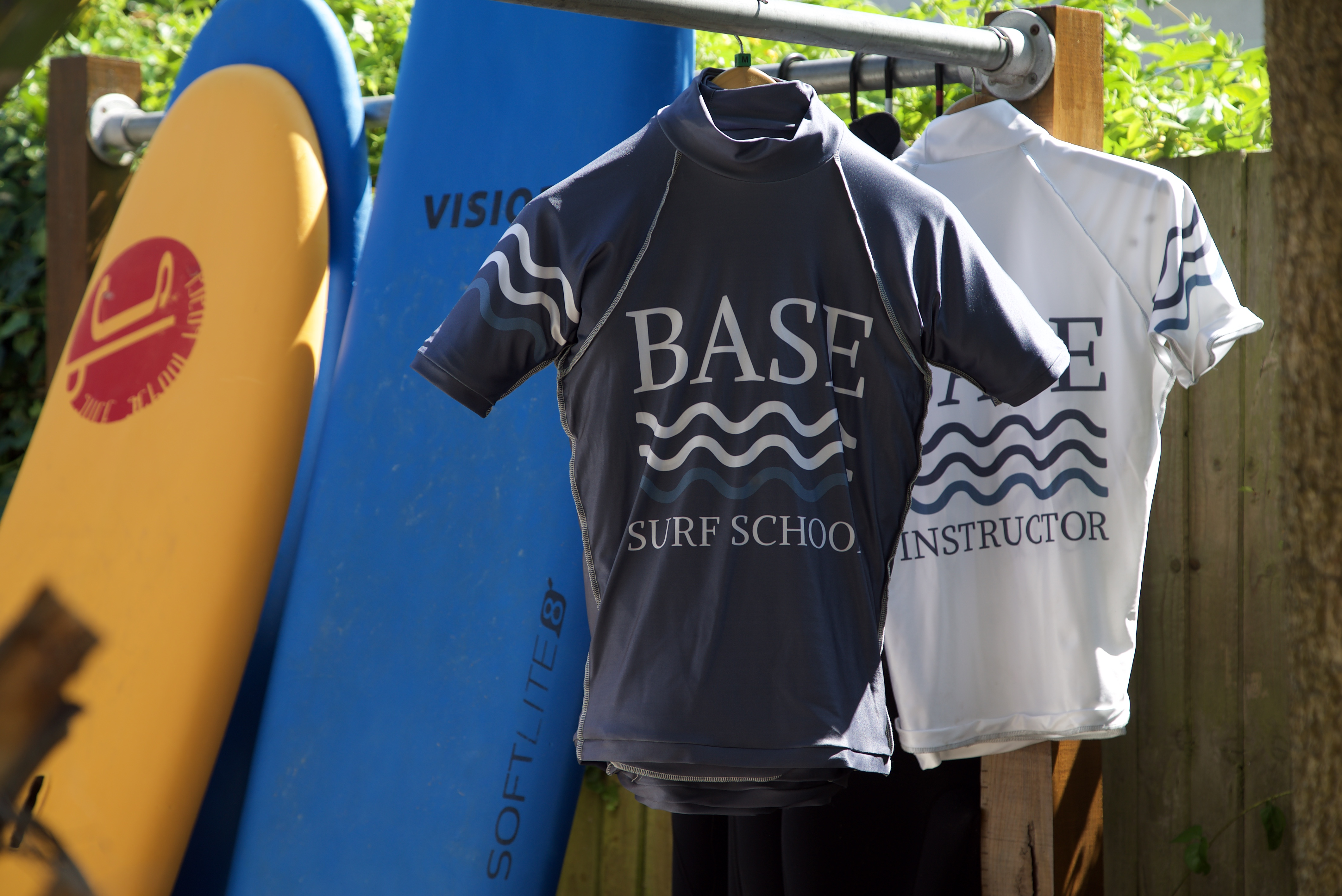 Base Surf School Newquay