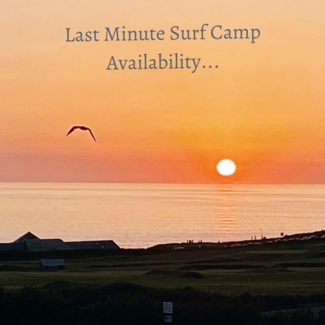 Hi guys, we have had a last minute cancellation for a 5 night surf camp starting Friday the 6 th of August. It is a for 4 person private room with shared bathrooms below is a run down of what is included  in your stay. DM @basesurflodge_newquay or Call us on 07766132124 if you have any questions or would like to book. This is our only space left in August so be quick if you are keen!  A very warm welcome by your hosts Rob and Lou.  Comfortable and homely accommodation in the best location in Newquay A healthy & hearty breakfast each morning.  A daily group surf lesson (2hrs each) on either Fistral or Towan Beach, including:  An introduction to surfing, water safety and surf equipment.  Basic movement training and a surf specific warm up each lesson.  Expert, technical coaching for beginners, progressors and intermediate surfers. Individual guidance with a step-by-step breakdown of each movement, to help you progress smoothly.  Regular feedback giving you the feel of a private lesson but with the fun of being in a group.  Full day surf hire for the whole duration of your stay.  1 x Evening meal – a delicious feast cooked on our wood-fired bbq, using carefully selected fresh, local and sustainable produce.  Free tea and coffee in the cozy living area, anytime of the day.  Plenty of free time to make your holiday your own, with no need to rush around. Expert advice on the perfect surf equipment for your individual surfing level, so you can progress with ease.  The opportunity to share our intimate knowledge of the local area and discover how much is truly on our doorstep.  Peace of mind, knowing you've chosen to stay in a place that's devoted to sustainability and powered by renewable energy.   #surfcamp #lastminuteholiday #surfholiday #quickbreak